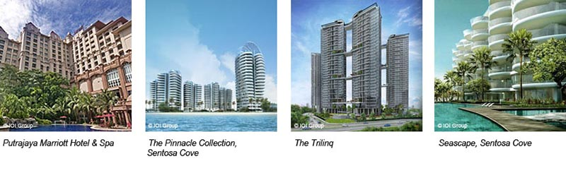 South Beach Residences IOI Portfolio